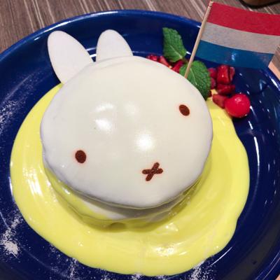 ミッフィーパンケーキ