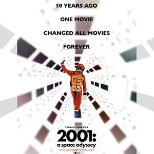 製作50周年記念『2001年宇宙の旅』70mm版特別上映